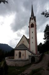 St. Jakobs Kirche in St. Ulrich in Gröden