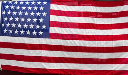 Full Frame Flag for Background