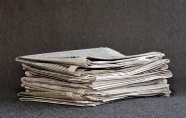 Zeitungen Altpapier