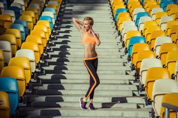 Fitness trainer.