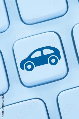 auto fahrzeug autos kaufen verkaufen mieten buchen online comput stockfotos und lizenzfreie. Black Bedroom Furniture Sets. Home Design Ideas