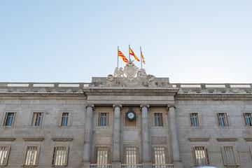 Barcelona's town hall