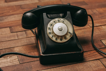 telephone, sound transmission and reception, vintage, retro
