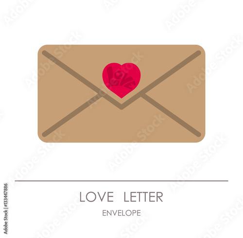 Love Letter Immagini E Vettoriali Royalty Free Su