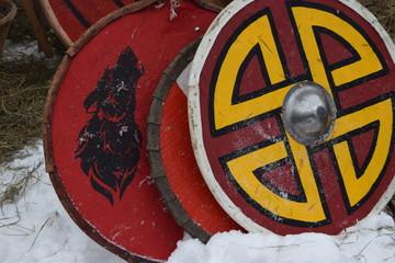 Viking shields 3