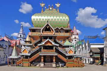 Moscow. The Izmailovo Kremlin