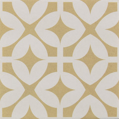 Vintage tile with geometric pattern 3