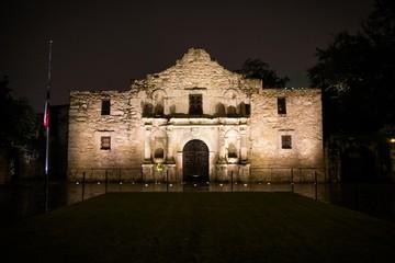 The Alamo Mission (San Antonio, Texas)