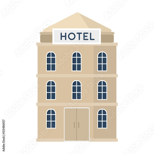 Hotel cartoon