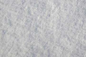 high angle view of snow texture