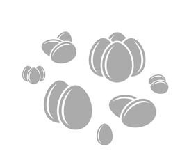 Egg. Icon set