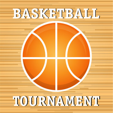 Vector a background with the image of a basketball. For banners, posters, leaflets to a tournament or the championship or competitions.A design element for the sports websites,the websites on fitness.