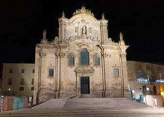 Church of St. Francis of Assisi church - Matera - It