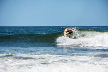 Surfing Action Belmar