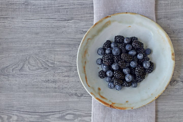 Rustic Berries