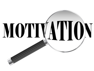Motivation Magnifying Glass