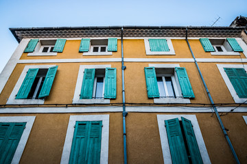 Dans les rues de L'Isle-sur-Sorgue
