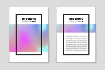 Abstract vector layout background set. For art template design, list, page, mockup brochure theme style, banner, idea, cover, booklet, print, flyer, book, blank, card, ad, sign, sheet,, a4.