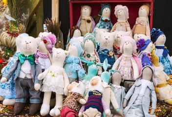 Stuffed handmade toys for sale
