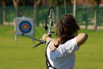Archery Targeting
