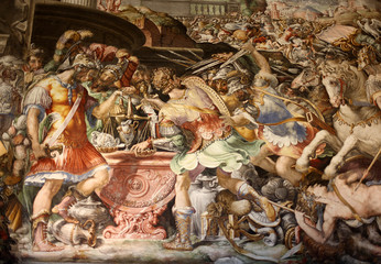 Italian fresco