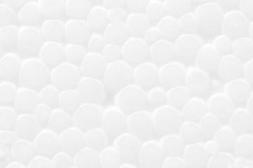 Obraz Sfondo di polistirolo bianco - fototapety do salonu