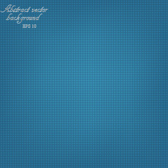Abstract blue geometric square background. Vector illustration. Abstract minimal background blue squares.