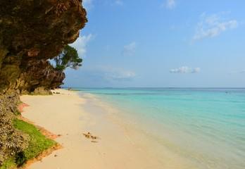 The stunning beaches of Northern Zanzibar around Nungwi.