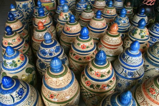 plered pottery, West Java, Indonesia