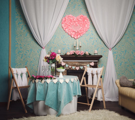 romantic interior