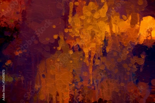 colorful acrylic digital painting background stock photo and