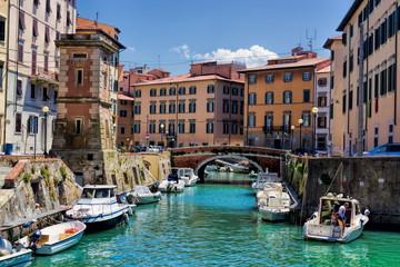Toskana, Livorno Fototapete