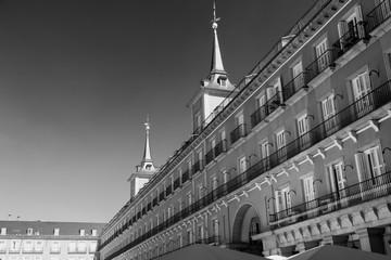 Madrid (Spain):  Plaza Mayor