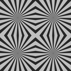 Background with black stripes and grey background