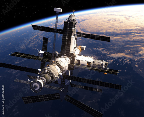 outer space station health - photo #9