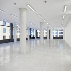 lleerstehendes Bürogebäude - Bürofläche - Gewerbefläche - Immobilie