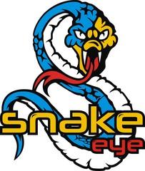 Dangerous Snake Eye