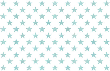 Watercolor stars pattern.