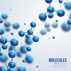 Abstract molecules design