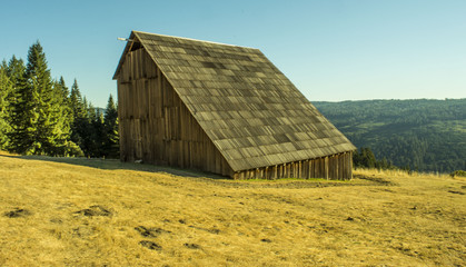 Redwood Barn