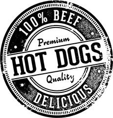 Premium Beef Hot Dogs