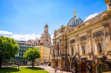 Dresden Academy of Fine Arts (HfBK Dresden), Dresden, Saxony, Germany