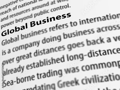 globalization in international business essay