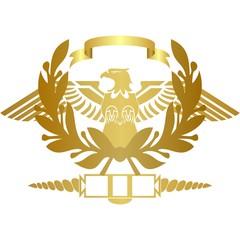 The symbol of the Roman legion