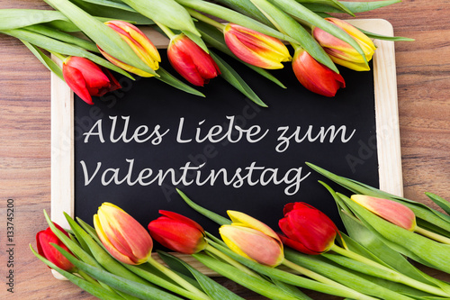 valentinstag tafel zum beschriften stock photo and royalty free images on pic. Black Bedroom Furniture Sets. Home Design Ideas