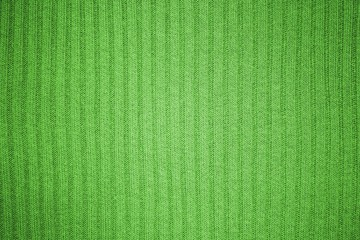 lime green ribbed knit texture
