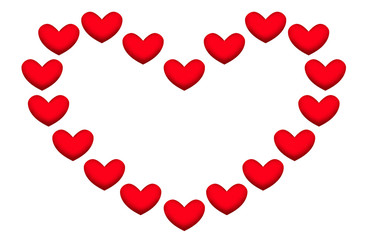 Heart outline Heart