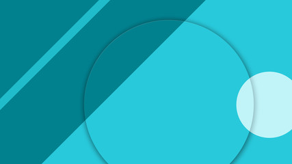 Blue Material design background
