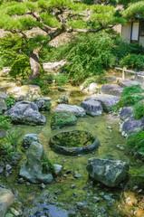 japanese landscape - ritsurin koen - takamatsu - tokushima