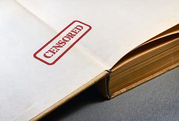 Old secret book